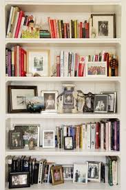 How To Decorate A Bookcase Tips For Styling A Bookcase Interiors Bookcase Styling And