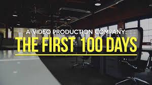 production company a production company the 100 days