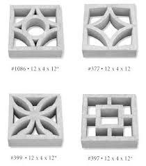 decorative concrete blocks home depot 15 companies that sell decorative concrete screen blocks