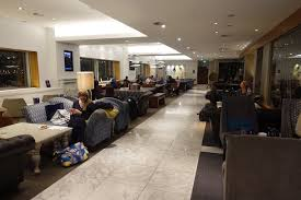 Heathrow Terminal 3 Information Desk Review No1 Lounge London Heathrow Terminal 3 One Mile At A Time
