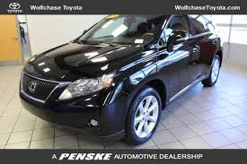 lexus fuel requirements used lexus rx 350 at wolfchase toyota serving cordova