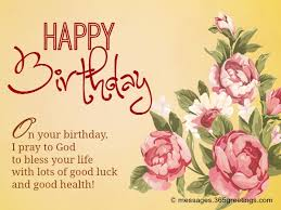happy birthday wishes the words ought to be very special