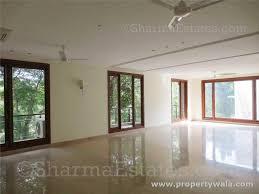 4 Bedroom Apartments Rent 4 Bedroom Apartment Flat For Rent In Shanti Niketan New Delhi