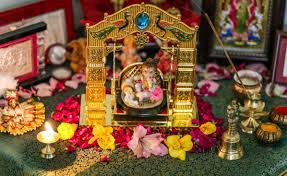 Home Mandir Decoration by Janmashtami Special 5 Interesting Ideas To Decorate Your Pooja