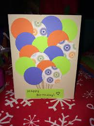 5 best images of cute diy birthday card cute homemade birthday
