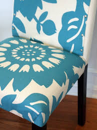 Diy Dining Room Chair Covers Loveyourroom My Morning Slip Cover Chair Project Using Remnant