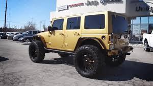gold jeep wrangler gold jeep wrangler