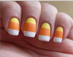 6 easy halloween nail art ideas
