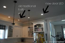 Led Bulbs For Can Lights by Brightest Recessed Lighting For Kitchen Cleverly Inspired