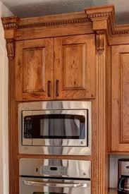 Karman Brand Rustic Cherry Cabinets Harvest Doorstyle With - Rustic cherry kitchen cabinets