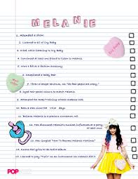 Most Googled How To Official Melanie Fan Checklist Are You A Stan Really Popbuzz