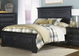 buy carrington ii king panel bed by liberty from www mmfurniture