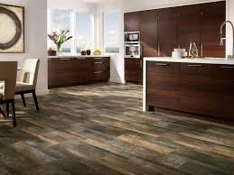decoration in laminate flooring that looks like wood laminated