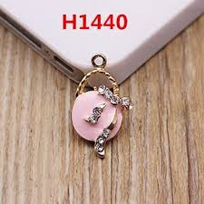 diy necklace wholesale images Wholesale newest christmas birthday gift box alloy jewelry pendant jpg