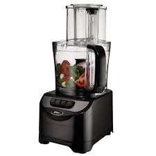 oster total prep 10 cup food processor with dough blade walmart com