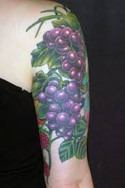 10 best grape vine tattoo images on pinterest grape vines vine