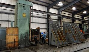 Gidings And Lewis Horizontal Bore Jig Mill Floor Type Cnc