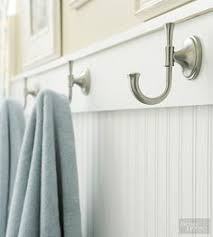Bathroom Towel Hooks Ideas Coolest Bathroom Towel Hooks Interesting Small Bathroom Remodel