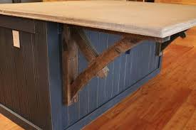 countertops for kitchen islands how to make a kitchen island with a concrete countertop start