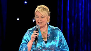 new look for roseanne barr 2015 with blonde hair roseanne barr blonde bitchin youtube