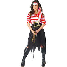 Walmart Halloween Costumes Teenage Girls Pirate Maiden Halloween Costume Walmart