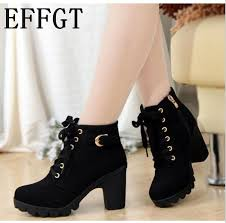 womens boots 2017 aliexpress com buy effgt 2017 autumn winter boots high