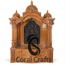 shilpi handcrafted wall mounted temple and wall shelf in sheesham wooden indian temple wooden indian temple suppliers and