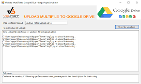 wallpaper upload on google c hướng dẫn upload multifile lên google drive api csharp