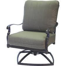 Wrought Iron Swivel Patio Chairs Swivel Rocking Patio Chairs Ideas Home U0026 Interior Design