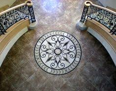 floor floor tile medallions desigining home interior