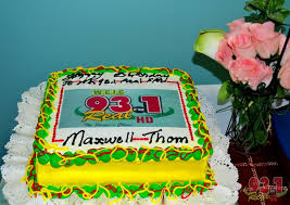 surprise birthday celebration for real fm ceo mr thom