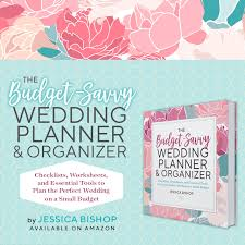 wedding organizer book about the budget savvy
