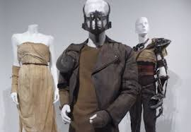 mad max costume warner bros fidm display original costumes from mad max fury