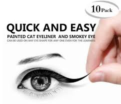 smokey eye look cat eye u0026 smokey eye makeup eyeliner models