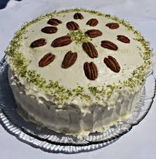 key lime cake with key lime cream cheese frosting intelligent