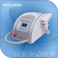 pigment removal tattoo removal feature and yes q switch portable