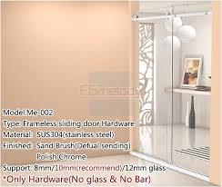 me 002 frameless bath rooms shower sliding doors whole set cabin