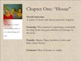 house on mango street theme quotes chapter one and two summary analysis