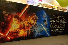 b c d e that s us star wars the force awakens at vivocity part of the largest wall mural made of lego bricks this wall mural sets a new record in the singapore book of records come take a photo with it