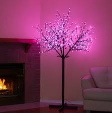 led tree hi line gift ltd cherry blossom led tree reviews wayfair