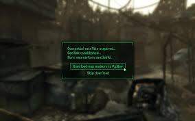 Fallout 3 Map by More Map Markers At Fallout3 Nexus Mods And Community