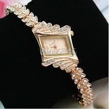 quartz diamond bracelet images Rose gold diamond bracelet watch fashion luxury watches for women jpg