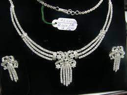 designer diamond sets designer diamond necklace set in chandni chowk delhi manufacturer