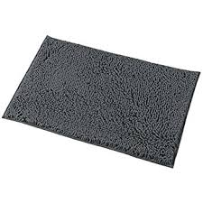 Can You Put Bathroom Rugs In The Dryer Amazon Com Super Soft Bath Mat Microfiber Shag Bathroom Rugs Non
