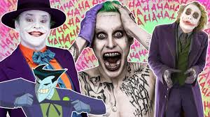 ranking all of the jokers in the batman verse including jared