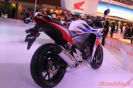 cbr motorcycle price in india report claims honda cbr500r indian launch this year