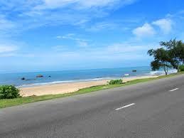 ho tram u0026 ho coc beaches vietnam coracle