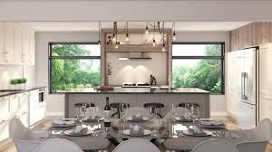 Custom Kitchen Cabinets Designs Tendances Concept - Kitchen cabinets montreal