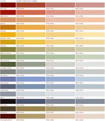 kwal paint color samples best home decor tips furniture