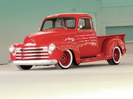 Old Ford Truck Model Kits - 52 chevy truck cool model kit greattrucksonline